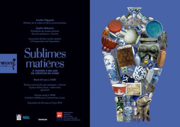 Sublimes matieres
